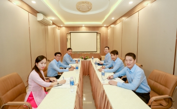 Phiên họp Hội đồng quản trị lần thứ nhất, nhiệm kỳ 2020-2025